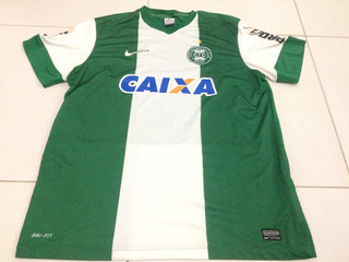 Camisa Coritiba Nike Caixa Tamanho Xl