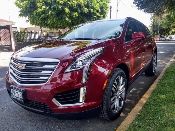 Cadillac Xt5 Premium 2018