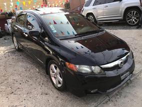 Honda Civic 2008 Ex Con Sun Roof Americano