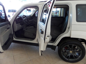 Jeep Liberty Limited Base Piel 4x2 Mt