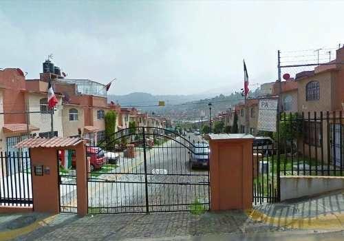 Remate - Casa En Condominio Residencial En Venta En Condominio Real Del Bosque, Tultitlán, Estado De México - Aut1265