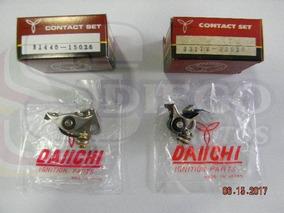 Jogo De Platinados Daiichi Orig. Suzuki Gt-250 73 A 78