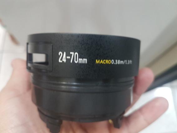 Barril Peças (base) Canon 24-70 2.8