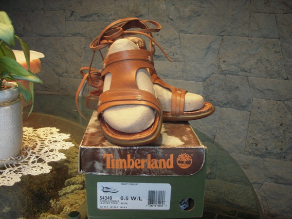 Timberland Sandalia + Timberland Zapato Chato Tipo Bebè