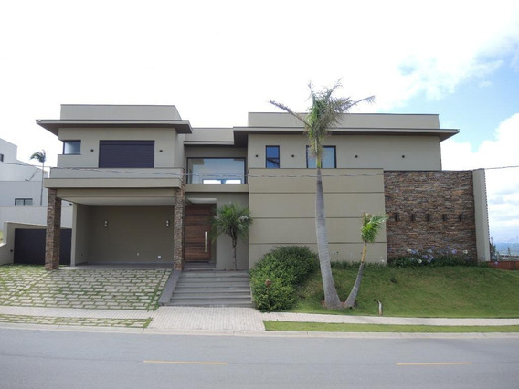 Casa Com 4 Dormitórios À Venda, 500 M² Por R$ 4.000 - Condomínio Campo De Toscana - Vinhedo/sp - Ca3122
