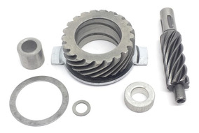 Engrenagem Velocimetro Kit Titan 150 Ks / Biz 125 Mhx