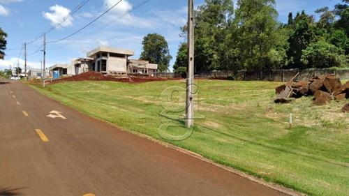 Imagem 1 de 12 de Terreno À Venda, 1300 M² Por R$ 850.000,00 - Condomínio Terras De Canaã - Cambé/pr - Te0285