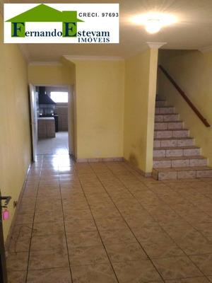 Sobrado Taboão Da Serra Condomínio Fechado - Ca00004 - 4212339