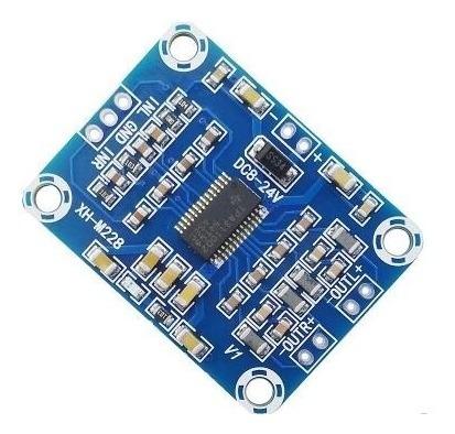 Mini Amplificador Estéreo Tpa3110 2x15 W Digital