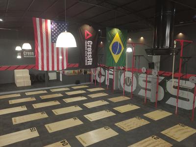 Venda 02 Academias Completas De Crossfit Preço 01 Box