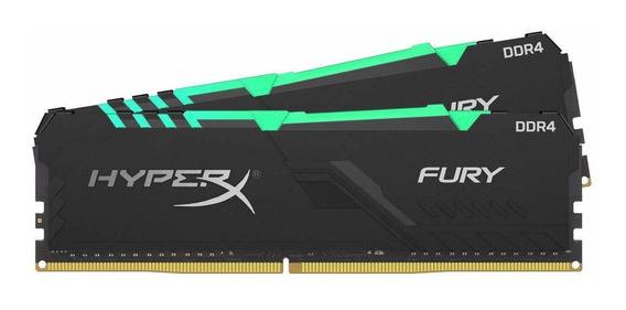 Memoria Ram 16gb (2x8gb) Ddr4 2400mhz Pc4-19200 Hyperx