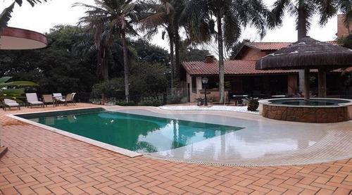 Chácara Residencial À Venda, Vale Das Laranjeiras, Indaiatuba - Ch0054. - Ch0054