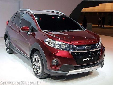 Honda Wr-v Exl 1.5 ( Aut ) 2021 0km Racing Multimarcas.