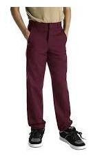 Pantalon Dikies Para Uniforme Escolar Talla 18 Regular