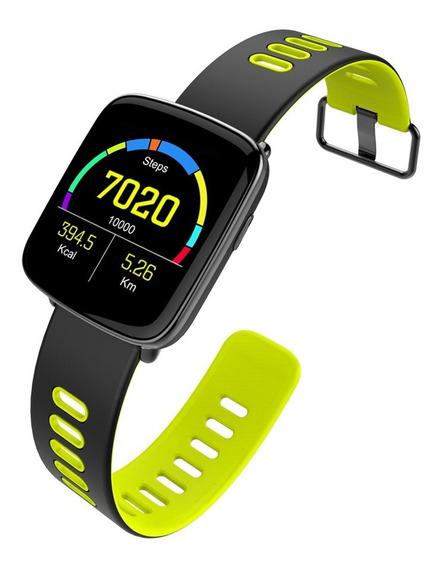 Reloj Inteligente King Wear Gv68 Smartwatch Deportivo