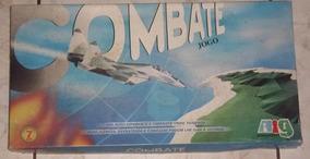 Jogo Combate - Brinquedos Nig - Completo Anos 80/90 Raro