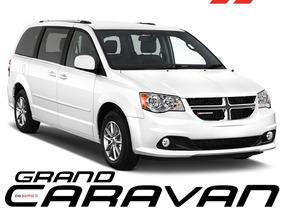 Dodge Grand Caravan 3.7 Sxt At Piel 7 Pas V6 Rin Alu Abs Rhc