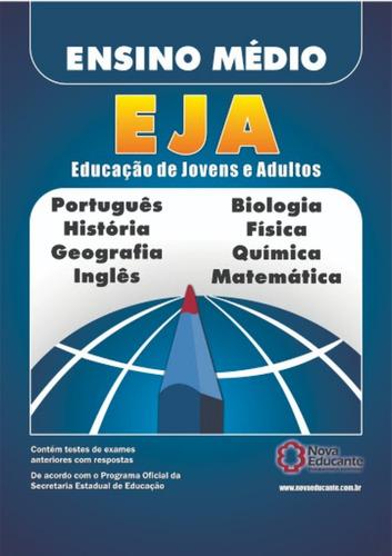 Imagem 1 de 1 de Apostilas Eja - 2020 Ensino Médio - Nova Educante