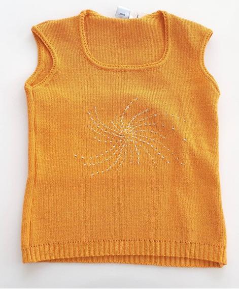 Camiseta Regata Infantil Linho Diversas Cores C/ Brilho- Buá