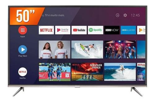 "Tv 50"" Led Semp 4k - Ultra Hd Smart - 50sk8300"