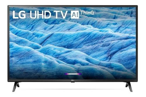 """Imagen 1 de 7 de Smart TV LG AI ThinQ 49UM7300PUA LED 4K 49"""" 120V"""