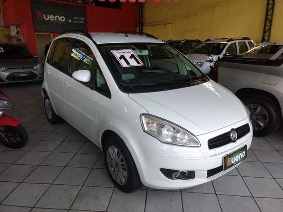 Fiat Idea Attractive 1.4 Completa Com 75 Mil Km