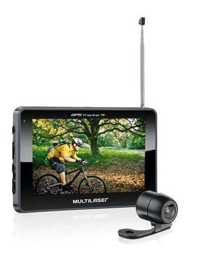 Gps Tracker Iii Com Camera De Re E Tv Multilaser Gp035