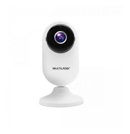 Câmera Interna Inteligente Full Hd Wi-fi Se223 Branca
