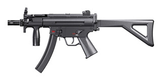 Rifle H&k Mp5 Hk Heckler & Koch Co2 Postas 4.5mm Acero Tiro