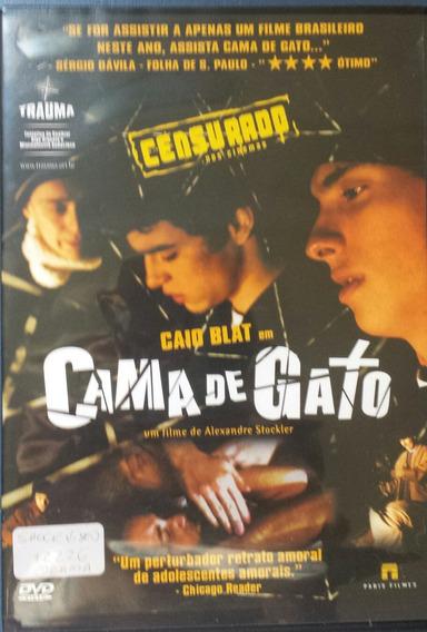 Dvd Filme Original - Cama De Gato, Suspense