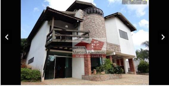 Chácara Residencial À Venda, Monterrey, Louveira. - Ch0004