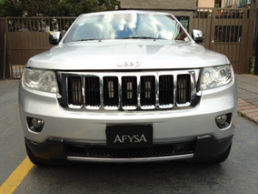 Grand Cherokee 2013 Blindada Nivel 4 Plus Blindaje Blindado