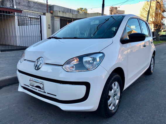 Volkswagen Up! 1.0 Take Up! Aa 75cv 5 P Año 2015 - 58.000 Km