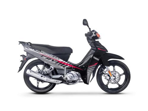 Yamaha Crypton 110 T 110 18 Ctas $12747 Ultimas!!! Ciclofox