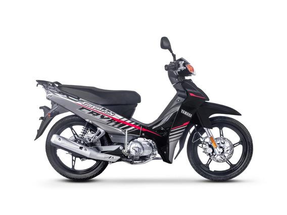 Yamaha Crypton 110 12 Ctas Sin Interes Consultar Contado