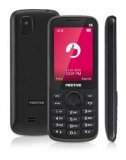 Celular Positivo P30 Dual Tela 2.4 3g Bluetooth Vitrine