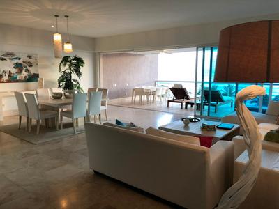 Bello Departamento Residencial Palmeiras Acapulco Diamante