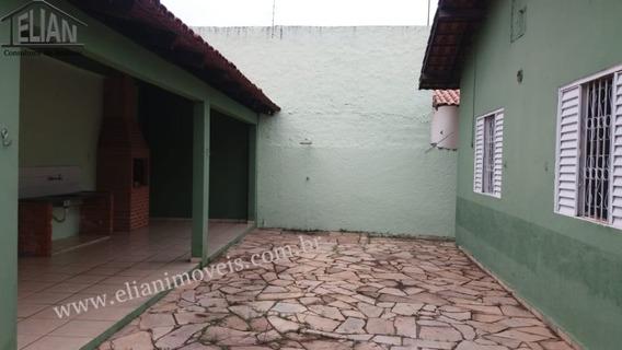 Casa No Bairro Boa Esperança Com 3 Quartos Sendo 1 Suíte - 11097