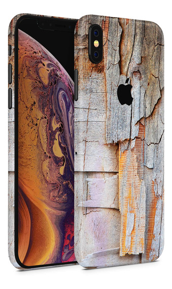 Skin Old Wood Para Telefonos Apple iPhone