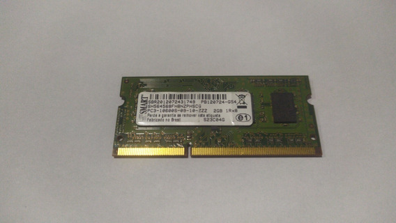 Memoria Ddr3 2gb Pc3 10600s 1333mhz - Notebook