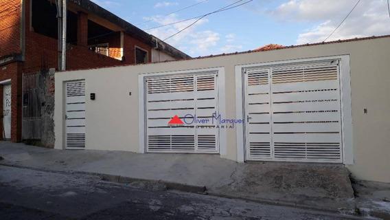 Casa Com 1 Dormitório Para Alugar, 40 M² Por R$ 1.300,00/mês - Jaguaré - São Paulo/sp - Ca1433