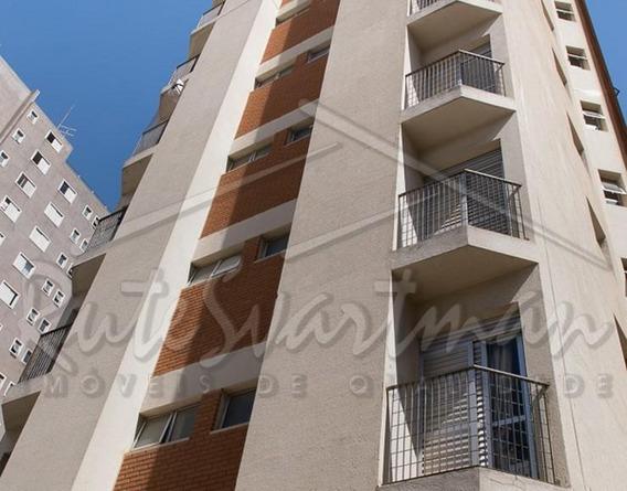 Apartamento Com 2 Dormitórios À Venda, 31 M² Por R$ 230.000 - Centro - Campinas/sp - Ap0945