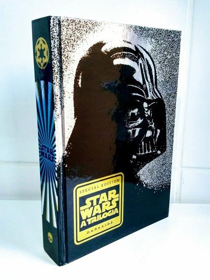 Livro Star Wars A Trilogia - Capa Dura Darkside Books