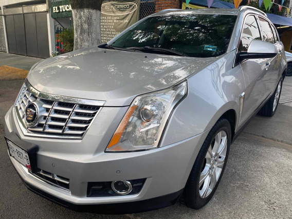 Cadillac Srx 3.6 Premium At 2016