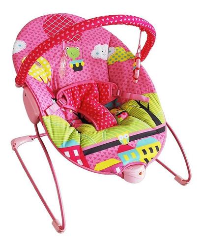 Imagen 1 de 4 de Bouncer Silla Vibradora Bebé Bebesit  Anti-reflujo