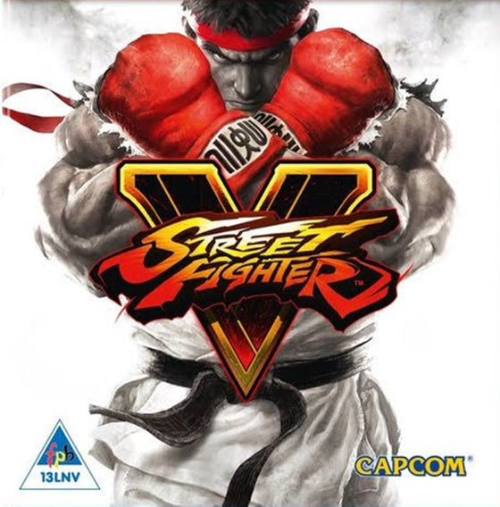 Street Fighter V - 5 Pc Envio Digital