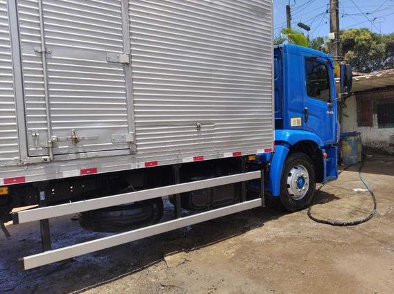 Caminhão Vw 13-180 Com Baú