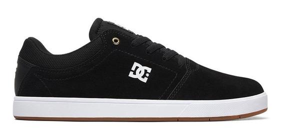Zapatillas Hombre Dc Crisis Skate Gamuza