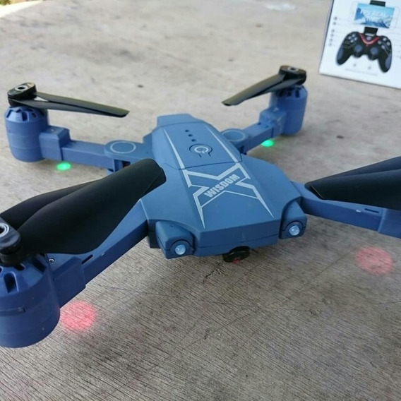 Drone Bao Niu Hc629w Fpv Wifi (10min De Voo)