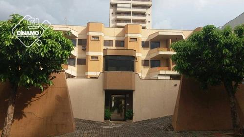 Apartamento Com 3 Dormitórios À Venda, Jardim Paulista - Ribeirão Preto/sp - Ap2666